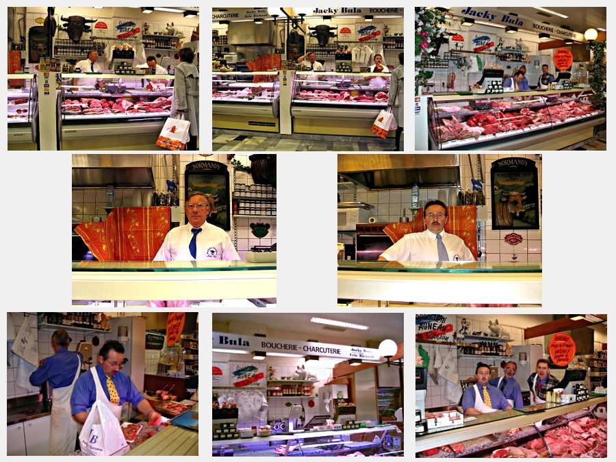 La Boucherie Jacky Bula SA à travers les années